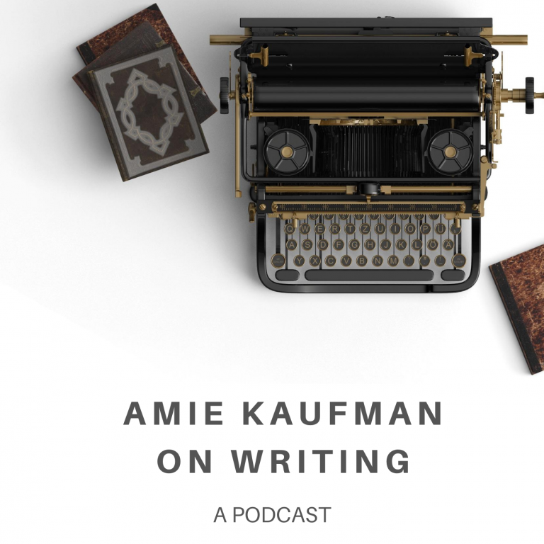 Amie Kaufman On Writing